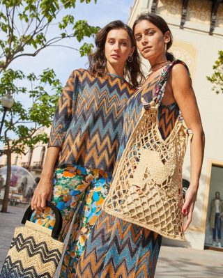 Repost @larocavillage tags: @missoni  ・・・ Este verano las protagonistas serán las fibras naturales y los looks coloridos de @missoni. 🌈  Descubre la nueva boutique en el Village o compra tus piezas favoritas a través de #VirtualShopping 📲 ______________ This summer it's all about natural fibres and colourful @missoni looks. 🌈  Discover the new boutique in the Village or buy your favourite pieces through #VirtualShopping 📲  #particularagency #fashionstyle #models